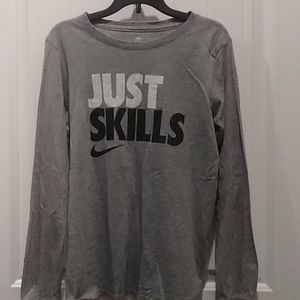 Kids Athletic Cut Nike Tee